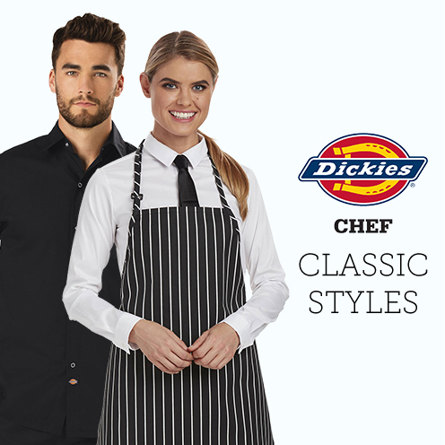 dickies chef