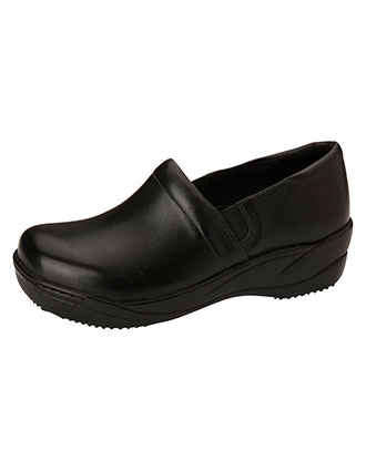AN-MILEY-Women's Slip Resistant Leather Step In Footwear