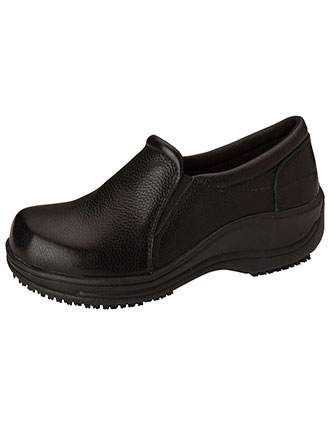 AN-SAVVY-Anywear Women's Leather Slip On Footwear