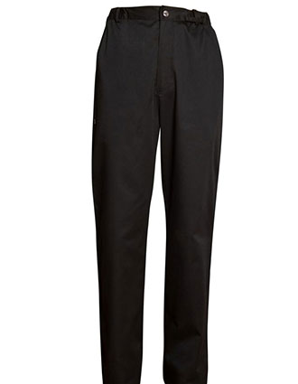 AS-303-Unisex Zipper fly Executive Chef Pant
