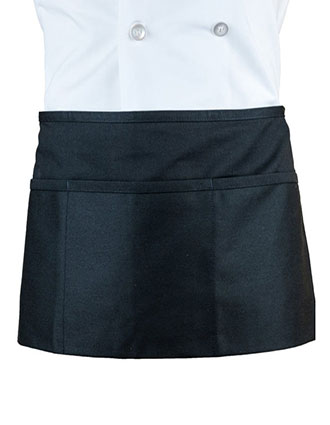 AS-567-All Star Unisex Three Pocket Waist Apron