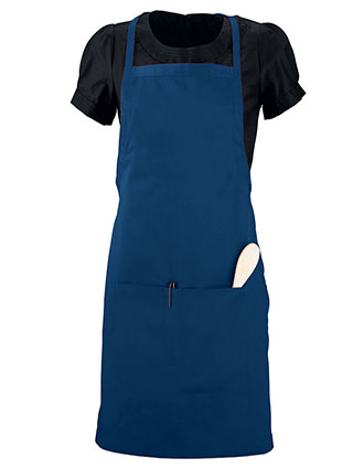 AU-2720-Augusta Sportswear Unisex Waiter Apron With Pockets