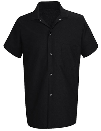 CH-5020-Unisex One Chest pocket Cook Shirt