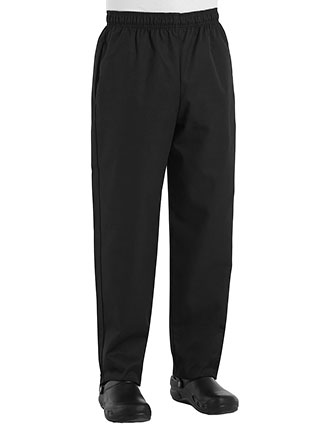 CH-5360-Chef Designs Unisex Elastic Waist Baggy Cook Pant