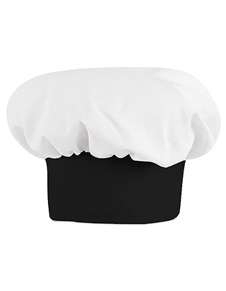 CH-HP60-Chef Designs Unisex Chef Hat