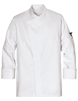 CH-KT80WH-Tunic Chef Coat