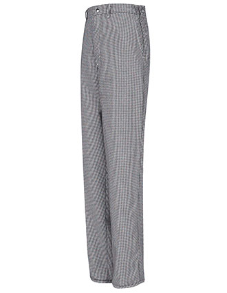 CH-PS64-Unisex Checked Cook Pant