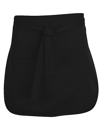 CH-TT36-Unisex Three Pocket Half Apron