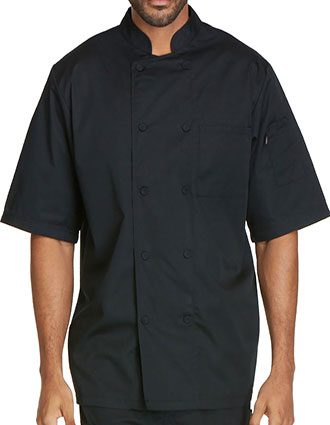 DI-DC412-Unsiex classic Cool Breeze Chef Coat