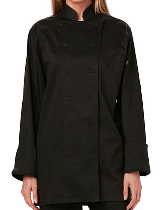 DI-DC413-Women's Executive Double Breasted Chef Coat