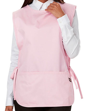 d77516ee326 Dickies Chef Unisex Cobble Bib Apron with Tie Sides