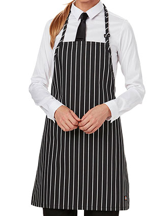 DI-DC52-Unisex Bib Apron with Adjustable Neck