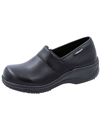 DI-NOLA-Cherokee Workwear Women's Leather Step In Footwear