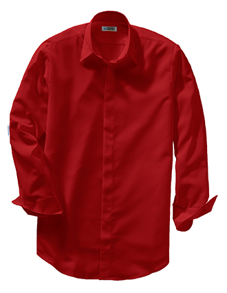 ED-1291-Men Cottonplus Long Sleeve Formal Shirt