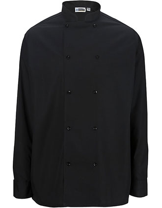 ED-1351-Men Long Sleeve Bistro Cook Shirt