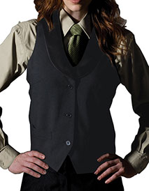 ED-4495-Edwards Men's Satin Shawl Vest