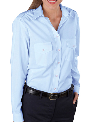 ED-5262-Edwards Women Navigator Long Sleeve Shirt