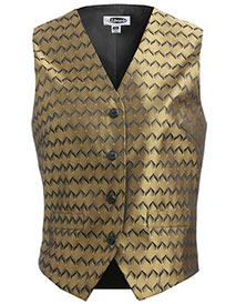 ED-7391-Edwards Women's Swirl Brocade Vest