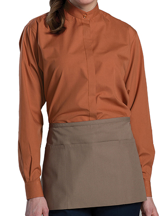 ED-9003-Edwards Unisex Waist Apron With Three Pocket