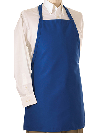ED-9004- Unisex No Pocket Bib Apron