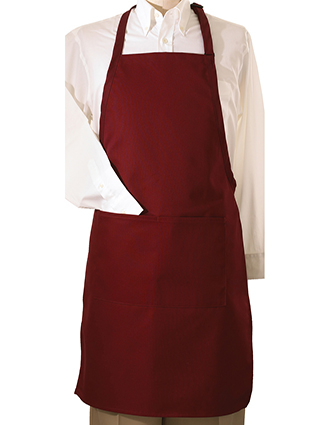 ED-9005- Unisex Butcher Apron With Two Pockets