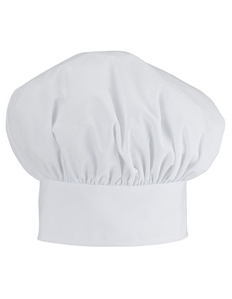 ED-HT00-Unisex Traditional Poplin Chef Hat