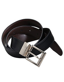 ED-RB00-Edwards Unisex Reversible Leather Belt