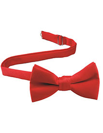 ED-TT00-Edwards Unisex Satin Bow Tie