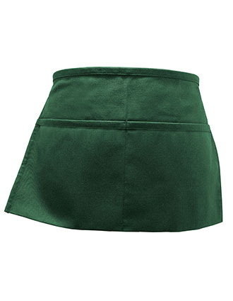 FA-F79-Unisex Two Pocket Waist Apron
