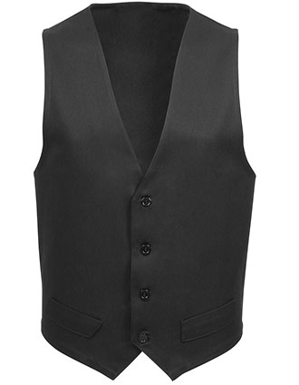 FA-V41-Fame Fabrics Men's Fitted Vest