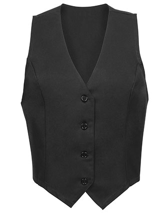 FA-V42-Fame Fabrics Women's Fitted Vest