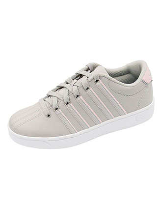 KS-CMFCOURTPROII-K-Swiss Women's Molded Memory Foam Athletic Footwear