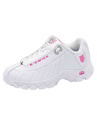 KS-CMFST329-K-Swiss Women's Memory Foam Athletic Footwear