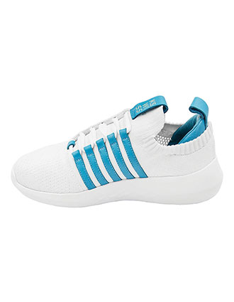 KS-ICONKNIT-K-Swiss Women's Lace Up Lightweight Athletic Footwear