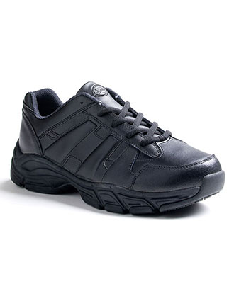 OC-SR3115FBK-Dickies Women's Slip Resisting Athletic Lace Work Shoes