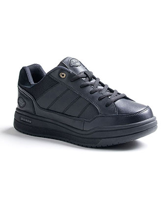 OC-SR4215FBK-Dickies Men's Slip Resisting Athletic Skate Work Shoes