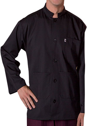 UN-0420-Uncommon Threads Women's Single-Breasted Server Coat