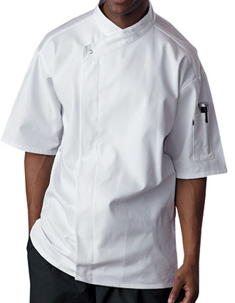UN-0428-Uncommon Threads Men's Calypso Chef Coat