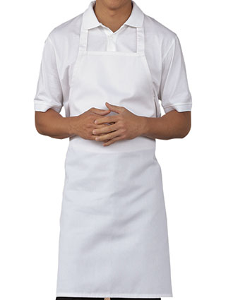 UN-3005-Uncommon Threads Unisex Mid-Length Bib Apron