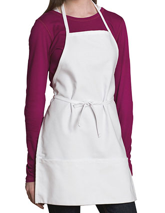 UN-3007-Youth Two section pocket Apron