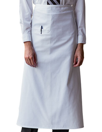 UN-3059-Uncommon Threads Unisex Inset Pocket Bistro Apron