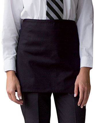 UN-3066-Unisex Black Dealer Apron