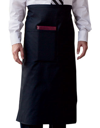 UN-3090-Uncommon Threads Unisex Reversible Bistro Apron