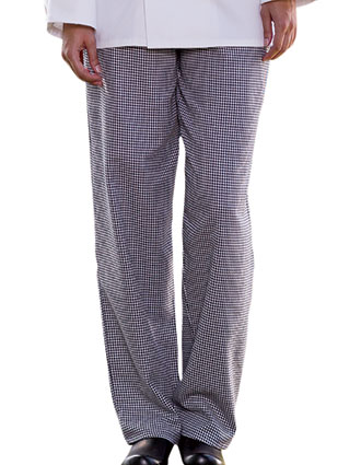 UN-4001-Uncommon Threads Men's Classic Baggy Chef Pant