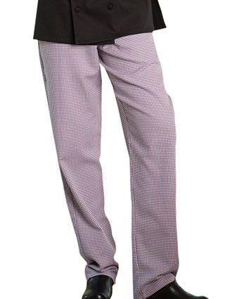 UN-4101-Uncommon Threads Women's Low-Rise Chef Pant