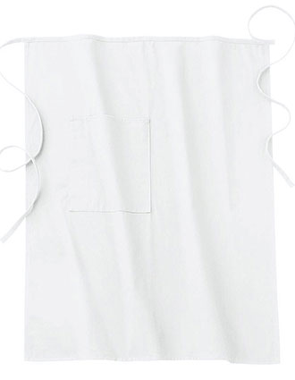 WH-18024-Five Star Unisex Long Bistro Apron