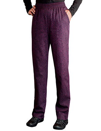 WH-18030-Five Star Ladies Pull On Drawstring Elastic Pant