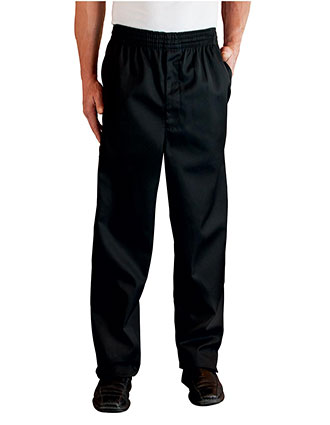 WH-18101-Mens Zipper Front Pant